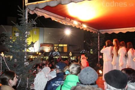 Foto a video: Mikuláš a rozsvietenie vianočného stromčeka 21