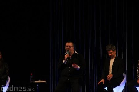 Foto a video: Richard Müller & Fragile s projektom HLASY 16