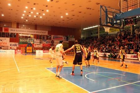 Foto a video: BC Prievidza - BK Inter Incheba Bratislava 70:78 3