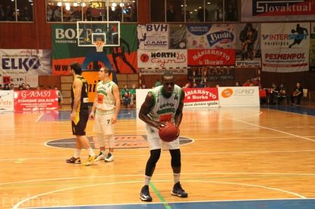Foto a video: BC Prievidza - BK Inter Incheba Bratislava 70:78 5