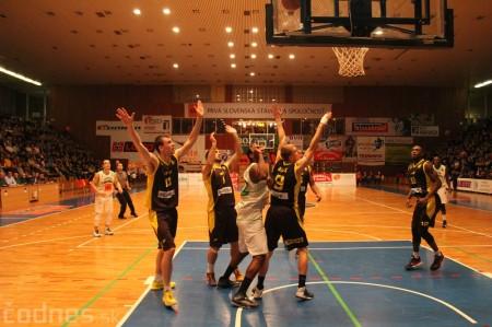 Foto a video: BC Prievidza - BK Inter Incheba Bratislava 70:78 7
