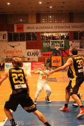 Foto a video: BC Prievidza - BK Inter Incheba Bratislava 70:78 17