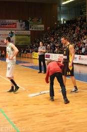 Foto a video: BC Prievidza - BK Inter Incheba Bratislava 70:78 21
