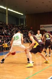 Foto a video: BC Prievidza - BK Inter Incheba Bratislava 70:78 23