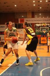 Foto a video: BC Prievidza - BK Inter Incheba Bratislava 70:78 24