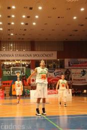 Foto a video: BC Prievidza - BK Inter Incheba Bratislava 70:78 25
