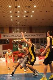Foto a video: BC Prievidza - BK Inter Incheba Bratislava 70:78 33