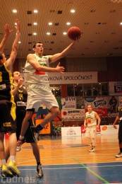 Foto a video: BC Prievidza - BK Inter Incheba Bratislava 70:78 35