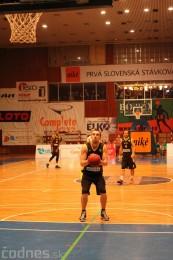 Foto a video: BC Prievidza - BK Inter Incheba Bratislava 70:78 58
