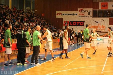 Foto a video: BC Prievidza - BK Inter Incheba Bratislava 70:78 61