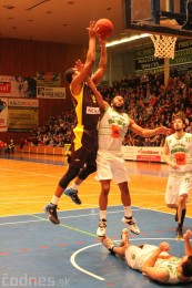 Foto a video: BC Prievidza - BK Inter Incheba Bratislava 70:78 63