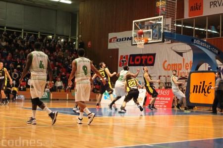 Foto a video: BC Prievidza - BK Inter Incheba Bratislava 70:78 68