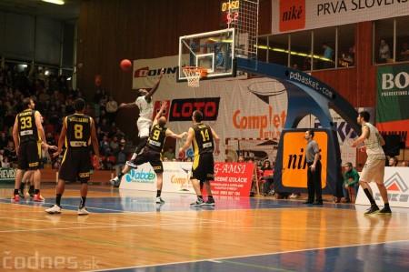 Foto a video: BC Prievidza - BK Inter Incheba Bratislava 70:78 72