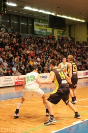 Foto a video: BC Prievidza - BK Inter Incheba Bratislava 70:78 75
