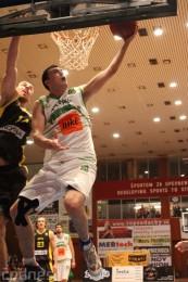 Foto a video: BC Prievidza - BK Inter Incheba Bratislava 70:78 80