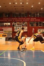 Foto a video: BC Prievidza - BK Inter Incheba Bratislava 70:78 83
