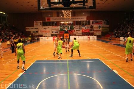 Foto video: BC Prievidza - BK Levickí Patrioti 76:67 0