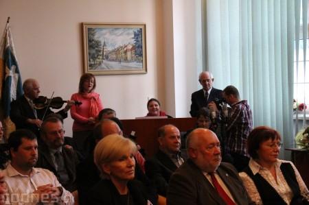 Foto a video: Slávnostne ocenie Róberta Bezáka - čestný občan mesta Prievidza 16