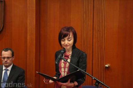Foto a video: Slávnostne ocenie Róberta Bezáka - čestný občan mesta Prievidza 17