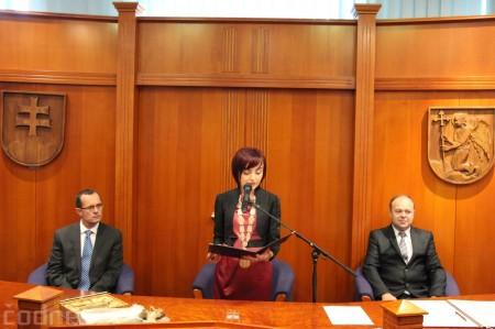 Foto a video: Slávnostne ocenie Róberta Bezáka - čestný občan mesta Prievidza 18