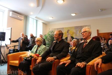 Foto a video: Slávnostne ocenie Róberta Bezáka - čestný občan mesta Prievidza 21
