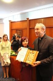 Foto a video: Slávnostne ocenie Róberta Bezáka - čestný občan mesta Prievidza 29