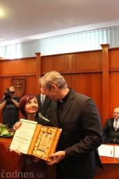 Foto a video: Slávnostne ocenie Róberta Bezáka - čestný občan mesta Prievidza 31