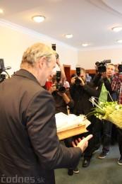 Foto a video: Slávnostne ocenie Róberta Bezáka - čestný občan mesta Prievidza 32