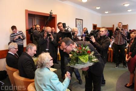 Foto a video: Slávnostne ocenie Róberta Bezáka - čestný občan mesta Prievidza 33