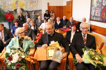 Foto a video: Slávnostne ocenie Róberta Bezáka - čestný občan mesta Prievidza 37