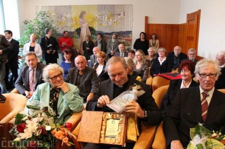 Foto a video: Slávnostne ocenie Róberta Bezáka - čestný občan mesta Prievidza 38