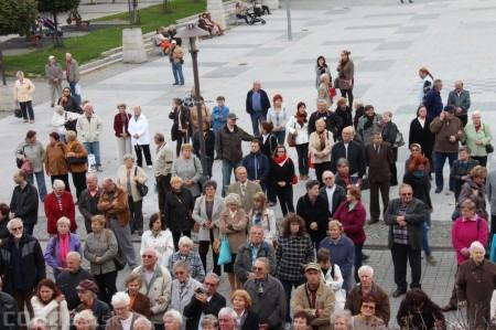 Foto a video: Slávnostne ocenie Róberta Bezáka - čestný občan mesta Prievidza 42