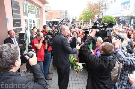 Foto a video: Slávnostne ocenie Róberta Bezáka - čestný občan mesta Prievidza 54