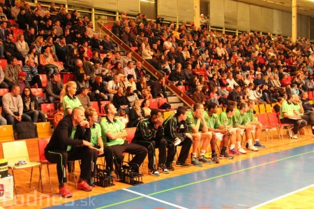 Foto a video: BC Prievidza - BK 04 AC LB Spišská Nová Ves 83:56 2