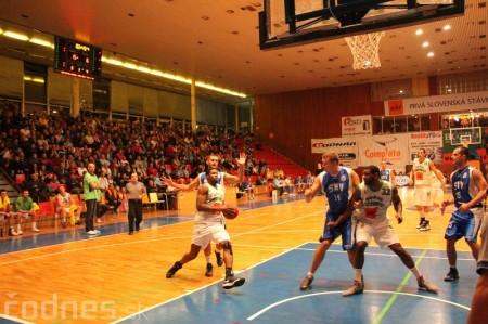 Foto a video: BC Prievidza - BK 04 AC LB Spišská Nová Ves 83:56 9