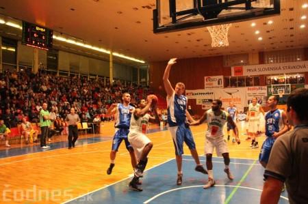 Foto a video: BC Prievidza - BK 04 AC LB Spišská Nová Ves 83:56 10