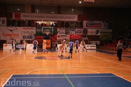 Foto a video: BC Prievidza - BK 04 AC LB Spišská Nová Ves 83:56 19