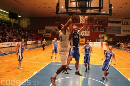 Foto a video: BC Prievidza - BK 04 AC LB Spišská Nová Ves 83:56 30