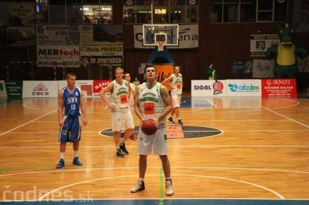 Foto a video: BC Prievidza - BK 04 AC LB Spišská Nová Ves 83:56 32