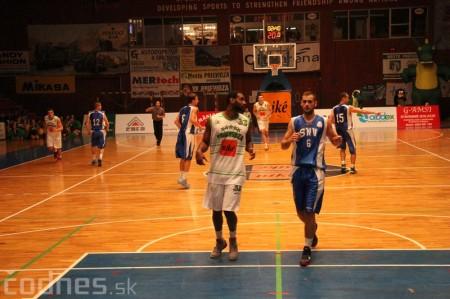 Foto a video: BC Prievidza - BK 04 AC LB Spišská Nová Ves 83:56 33