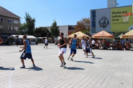 Foto: II. Beton Streetball Prievidza 2013 1
