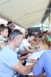 Foto a video: Exibičný hokejový zápas MšHK Bulldogs Prievidza a hviezdy NHL a Slovenska 4
