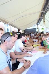 Foto a video: Exibičný hokejový zápas MšHK Bulldogs Prievidza a hviezdy NHL a Slovenska 5