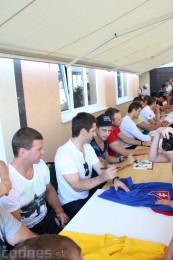 Foto a video: Exibičný hokejový zápas MšHK Bulldogs Prievidza a hviezdy NHL a Slovenska 28