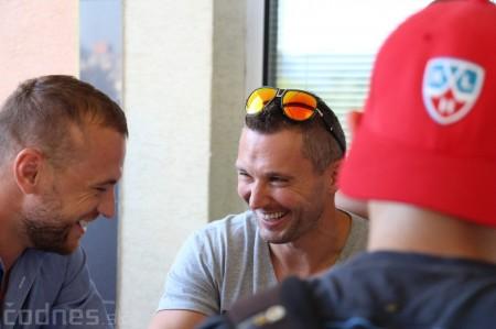 Foto a video: Exibičný hokejový zápas MšHK Bulldogs Prievidza a hviezdy NHL a Slovenska 29