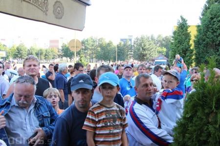 Foto a video: Exibičný hokejový zápas MšHK Bulldogs Prievidza a hviezdy NHL a Slovenska 30