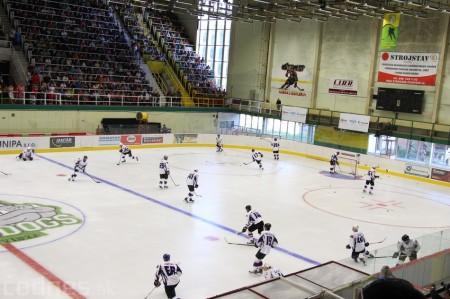 Foto a video: Exibičný hokejový zápas MšHK Bulldogs Prievidza a hviezdy NHL a Slovenska 32