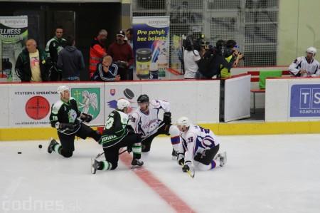 Foto a video: Exibičný hokejový zápas MšHK Bulldogs Prievidza a hviezdy NHL a Slovenska 33