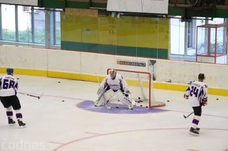 Foto a video: Exibičný hokejový zápas MšHK Bulldogs Prievidza a hviezdy NHL a Slovenska 35