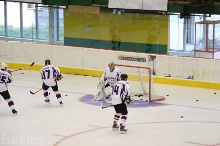 Foto a video: Exibičný hokejový zápas MšHK Bulldogs Prievidza a hviezdy NHL a Slovenska 36